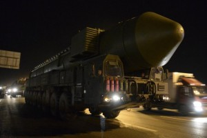 Missile russe TOPOL M