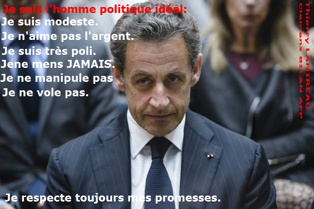 SARKOZY l'homme politique IDEAL