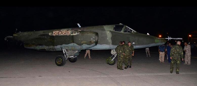 SU-25 RUSSE pour l'IRAK 2