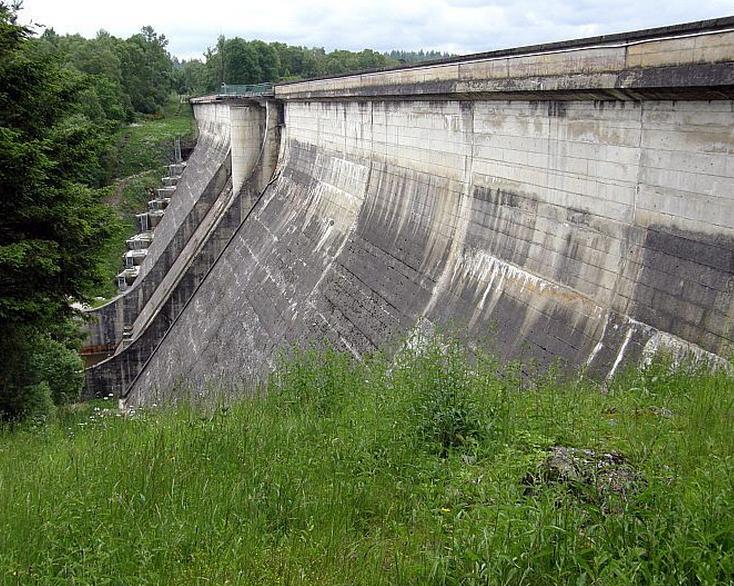Barrage de VASSIVIERE 1