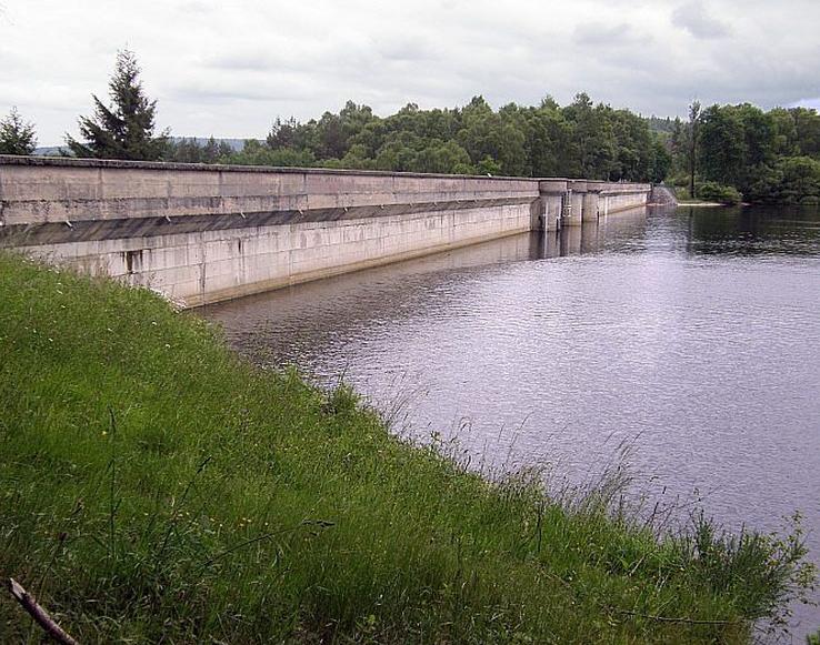 Barrage de VASSIVIERE 2
