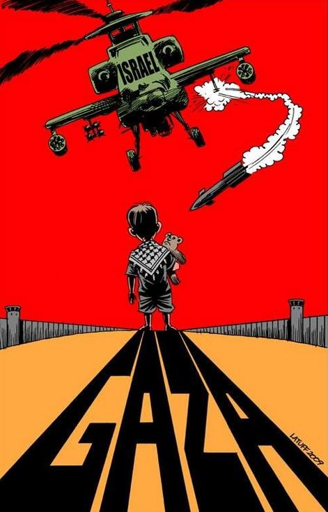 GAZA et ISRAËL