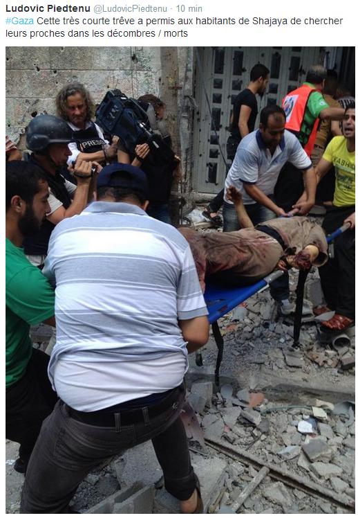 Horreur à GAZA