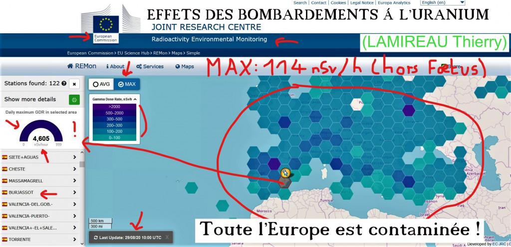 InkedBOMBARDEMENTS à l'UARADIOACTIVITÉ très IMPORTANTE sur l'EUROPE et l'ESPAGNE 29 août 2020 _LI