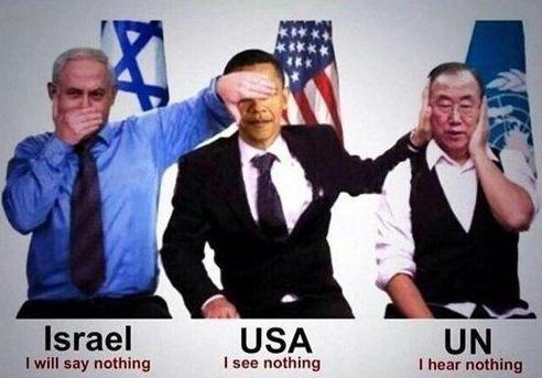 ISRAËL USA ONU