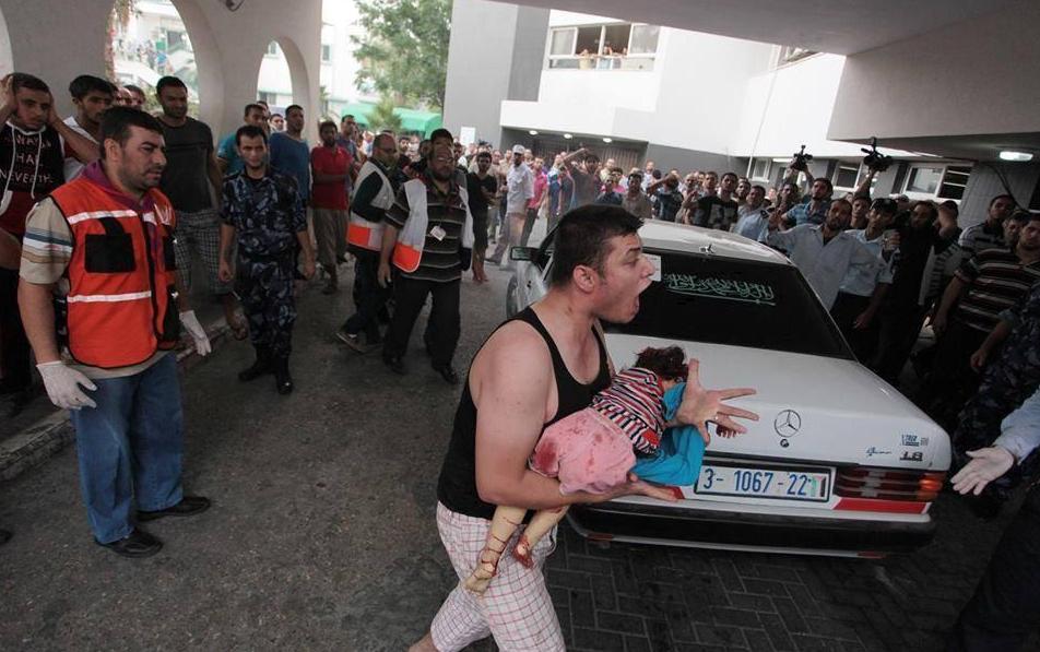 L'horreur à GAZA