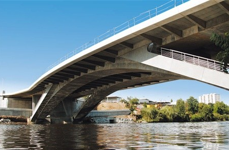 Pont du Clos MOREAU à LIMOGES