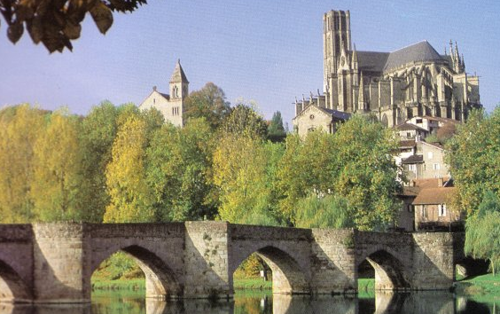 Pont ST ETIENNE de LIMOGES
