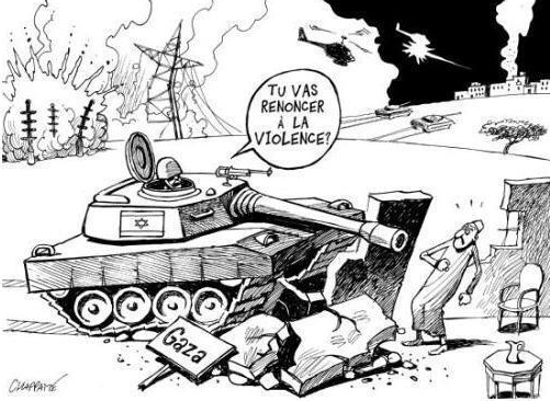 Violence ISRAËL GAZA