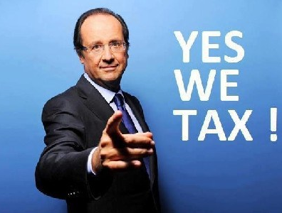 HOLLANDE yes we tax