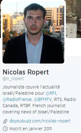 Nicolas ROPERT
