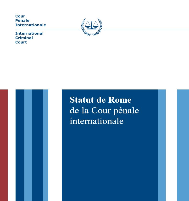 Couverture Statut de ROME