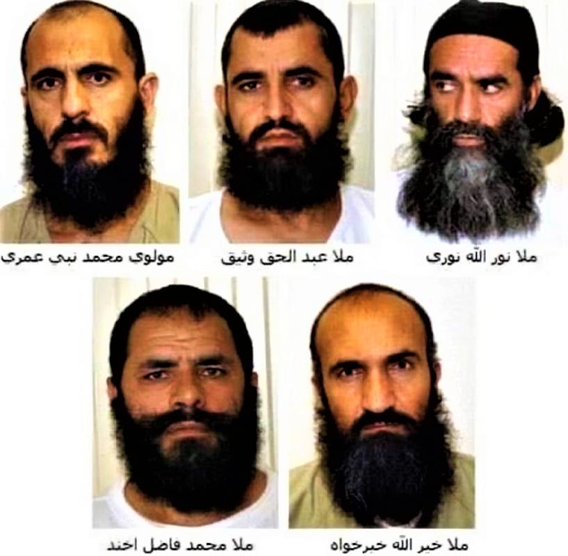 Les nouveaux ministres Talibans en AFGHANISTAN