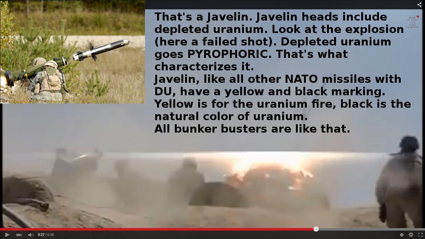 Missile JAVELIN diapo Florian PIROT