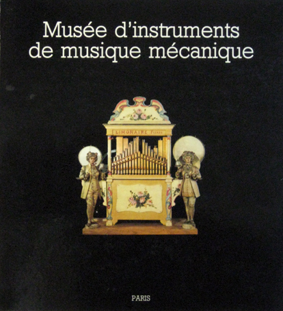 Musée d'instruments de musique mécanique