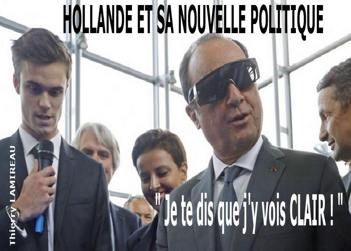 HOLLANDE et sa nouvelle politique