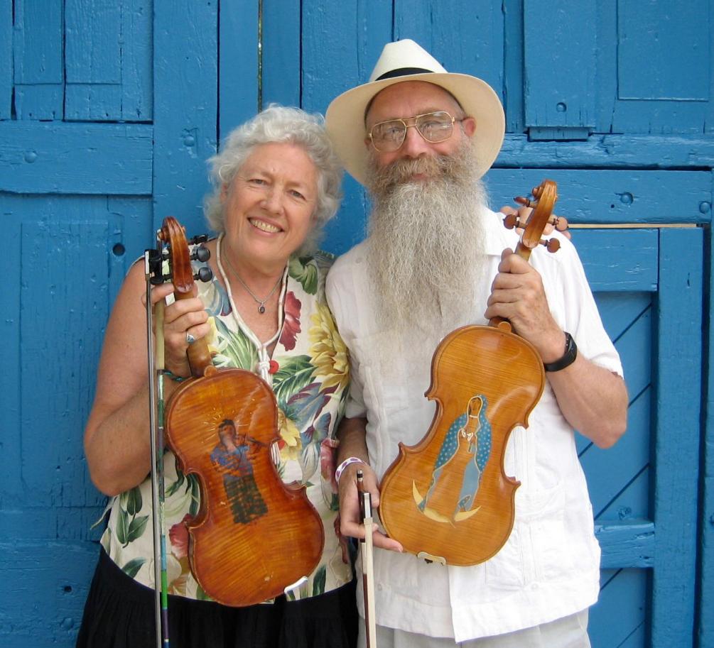 BAYOU SECO Jeanie et KEN