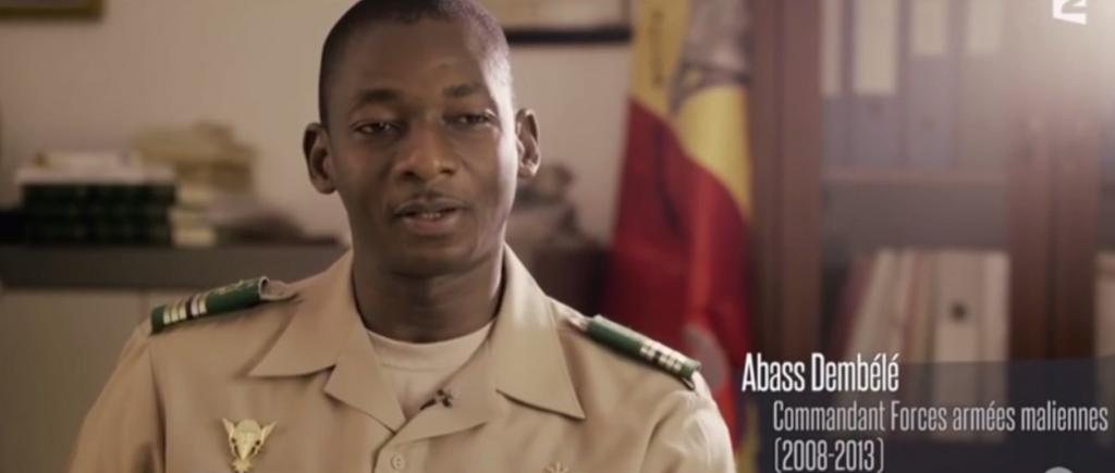commandant Abass DEMBELE