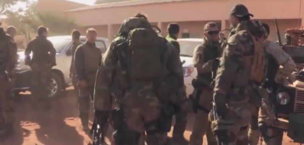 Forces spéciales armée française au MALI