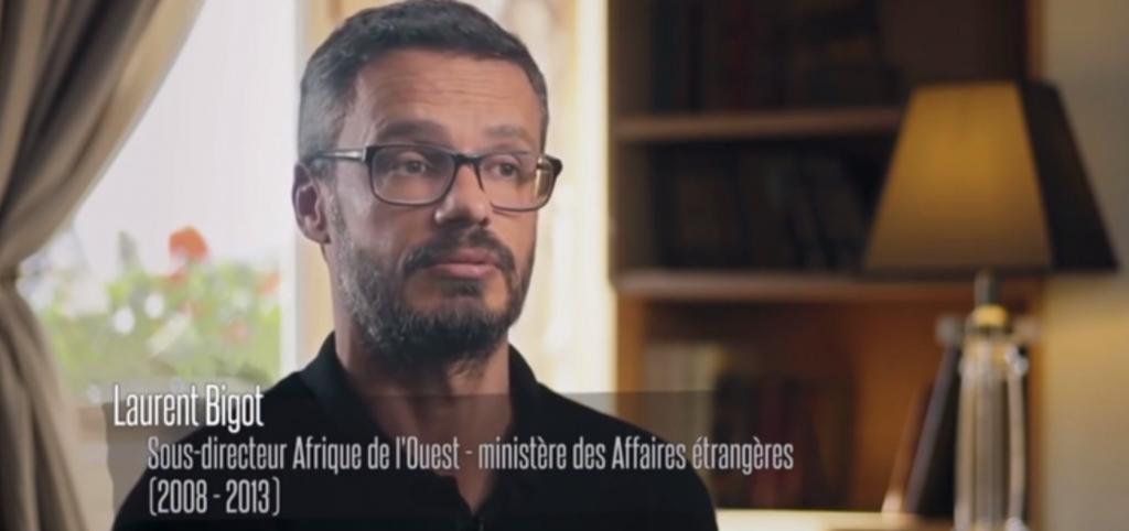 Laurent BIGOT ministère français Affaires Etrangères