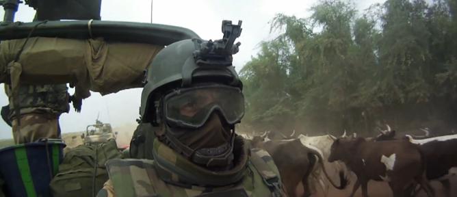 Militaire français au MALI