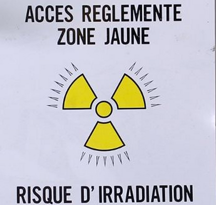 Sigle RISQUE D'IRRADIATION