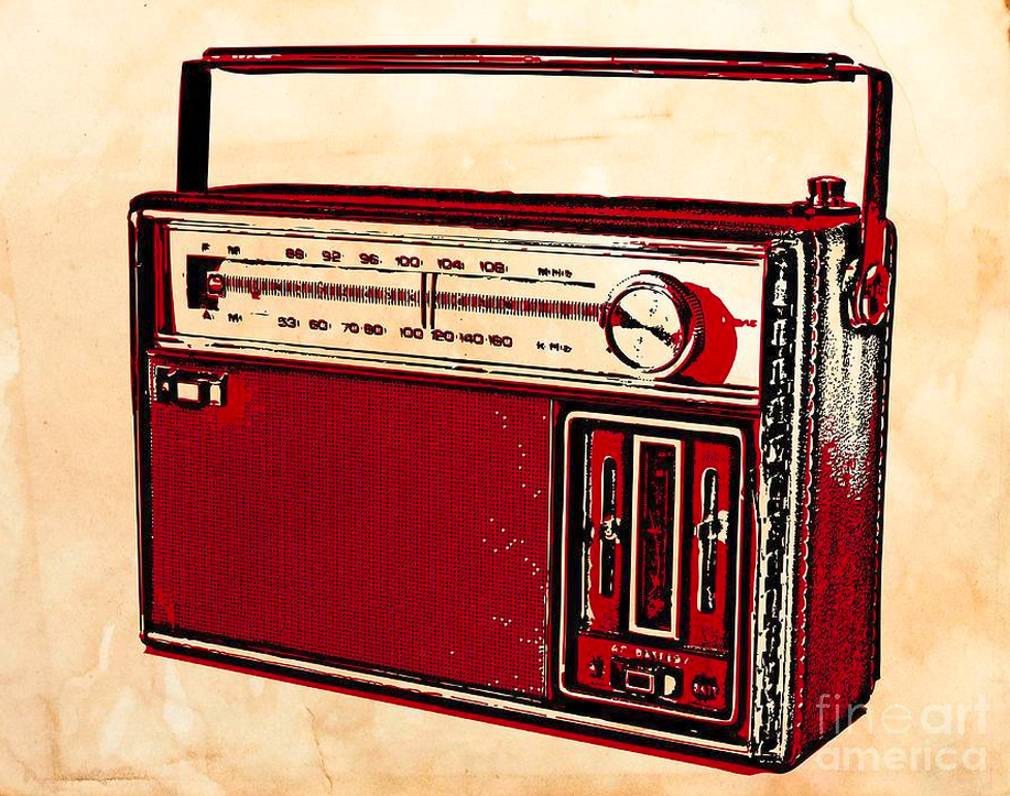 Un poste de RADIO