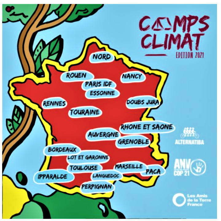 Camps Climat 2021