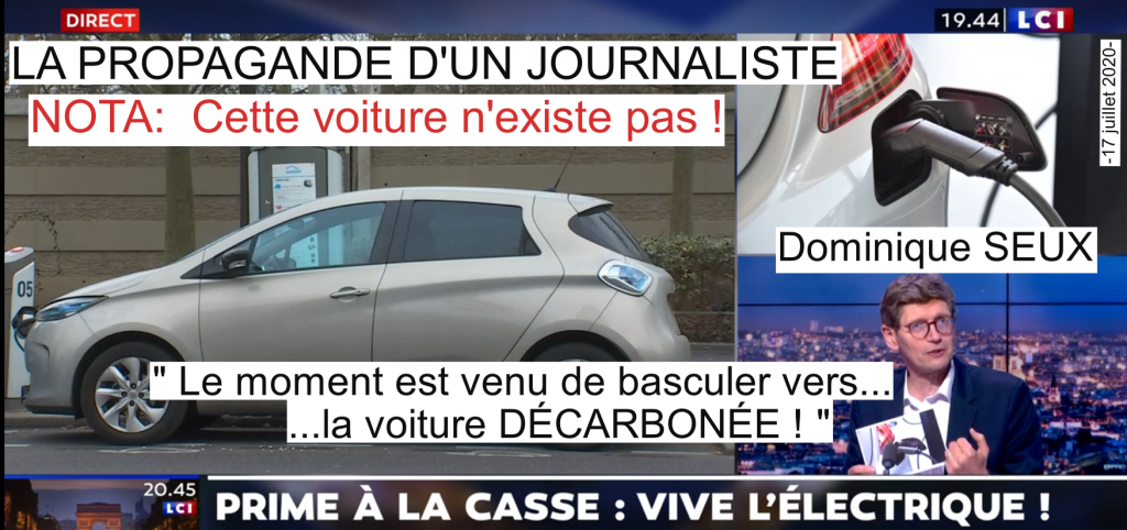 D SEUX et les voitures électriques 17 juillet 2020