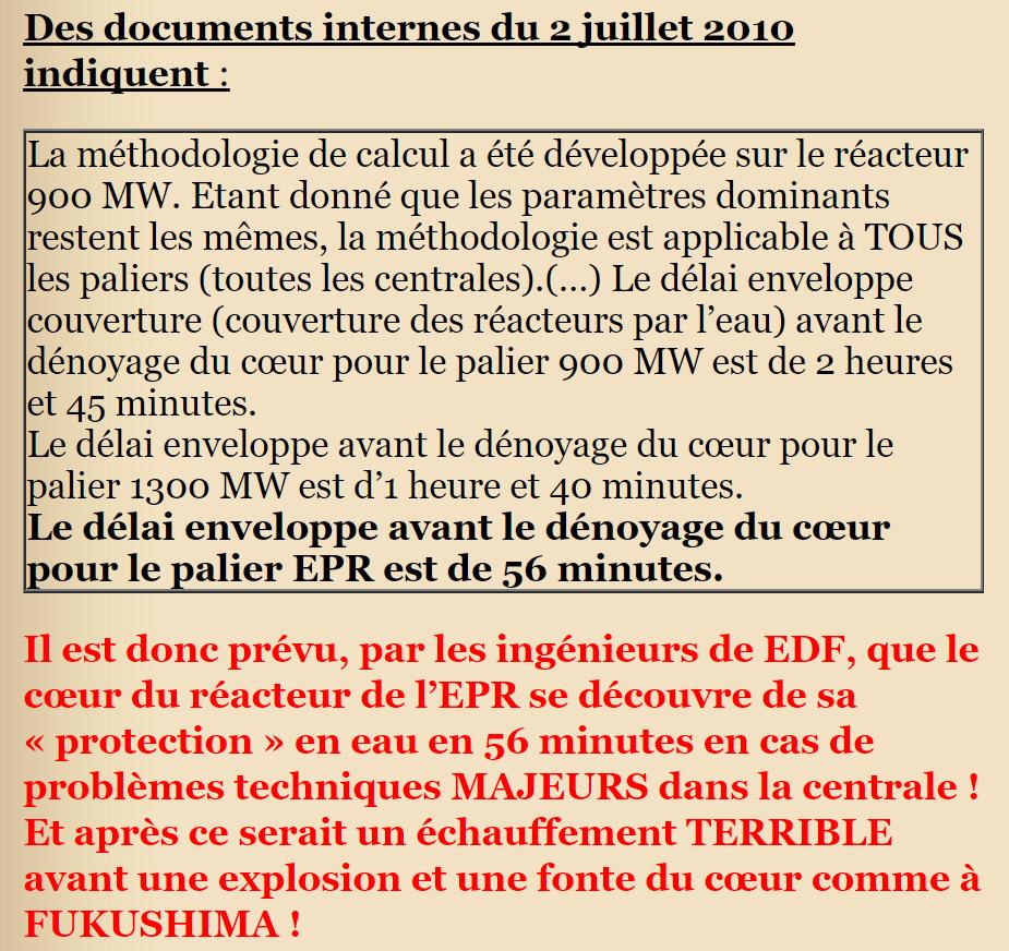 Le SILENCE de EDF