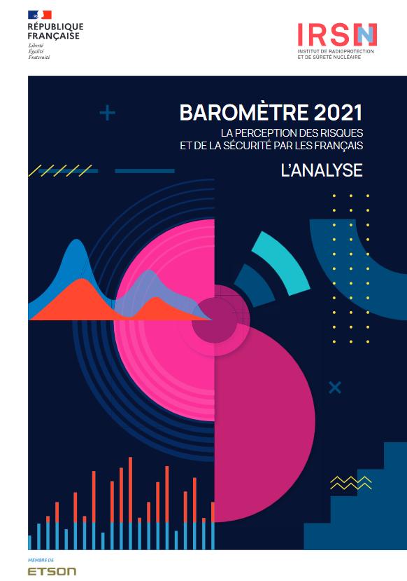 Perception des RISQUES et de la SÉCURITÉ Enquête IRSN 2021png