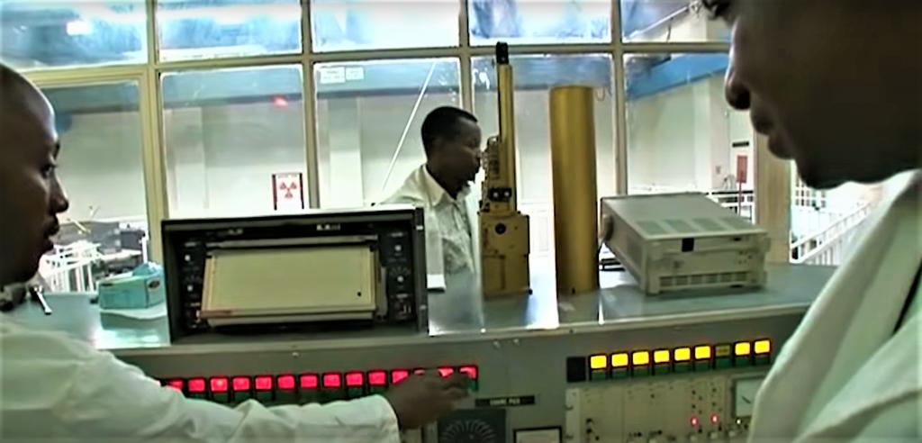 Réacteur nucléaire en Afrique