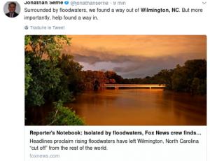 Incendie centrale nucléaire Caroline du nord Photo 2