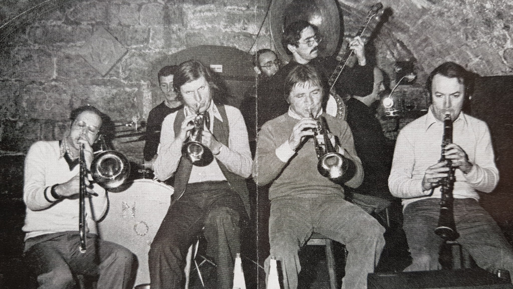 photo Watergate Dixieland Jazz Band