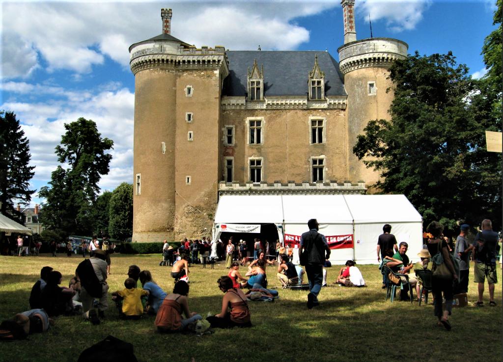 Festival de ST CHARTIER