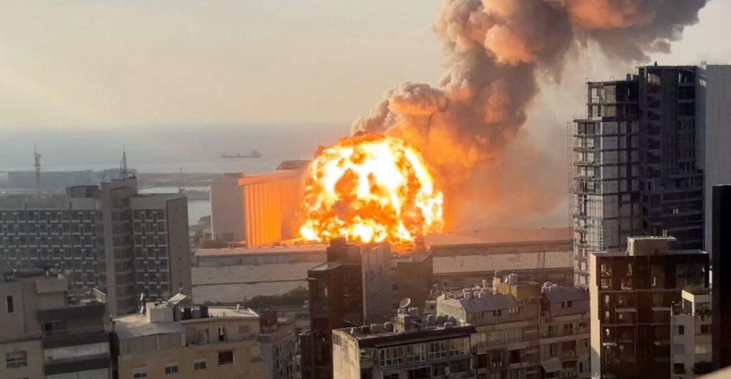 explosion UA à BEYROUTHpng