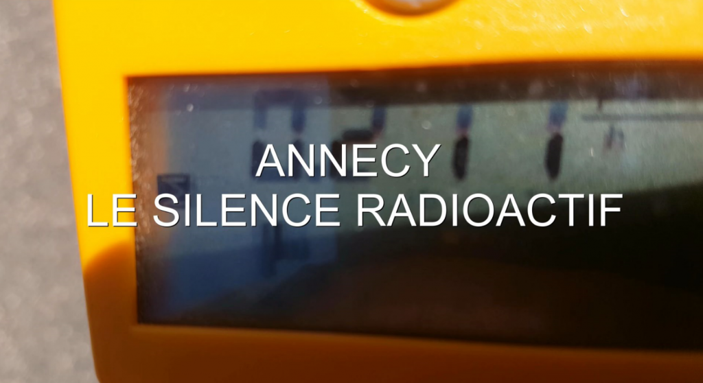 Photo ANNECY LE SILENCE RADIOACTIFpng